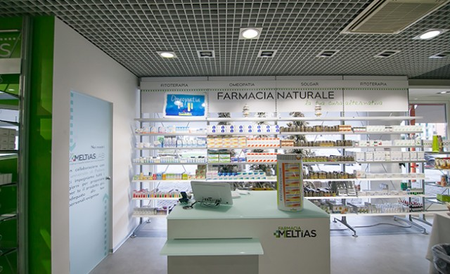 Le Filiali Farmacie Meltias